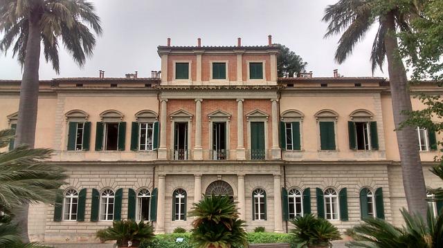 Orto Botanico - Punti di interesse della Toscana