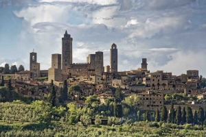 san gimignano - Tuscany Pictures