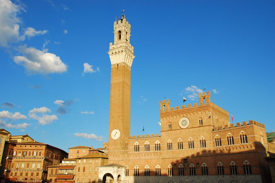 Siena - Toscana: Piazza del Campo