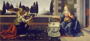 the annunciation - Tuscany points of interest