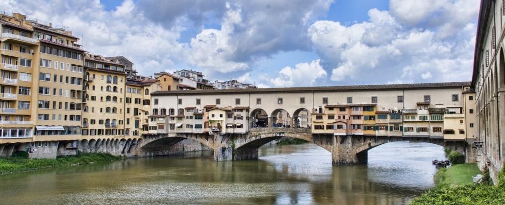 Treno Roma - Toscana: Firenze