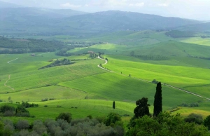 val d'orcia - Tuscany Pictures