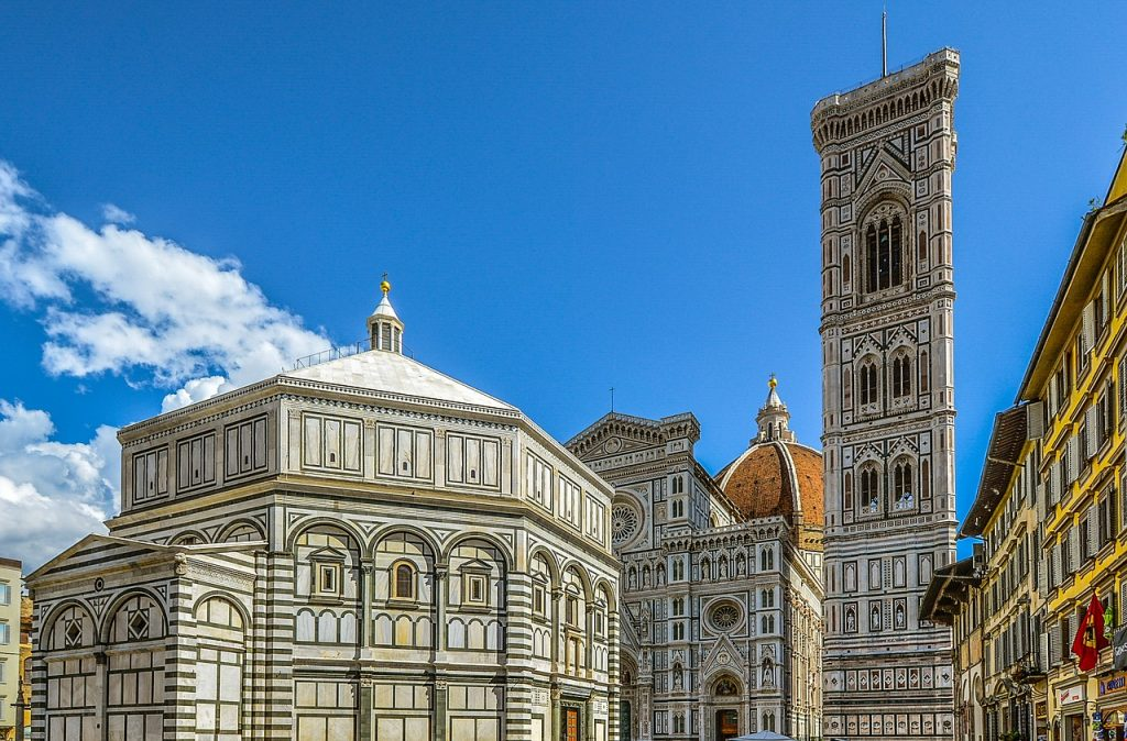 Unforgettable experiences Florence: giotto's campanile