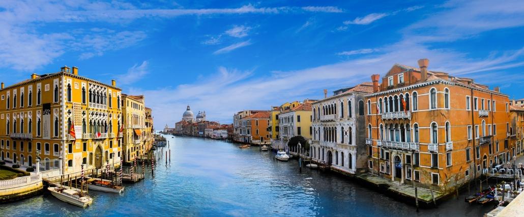 VENEZIA - Da Venezia alla Toscana