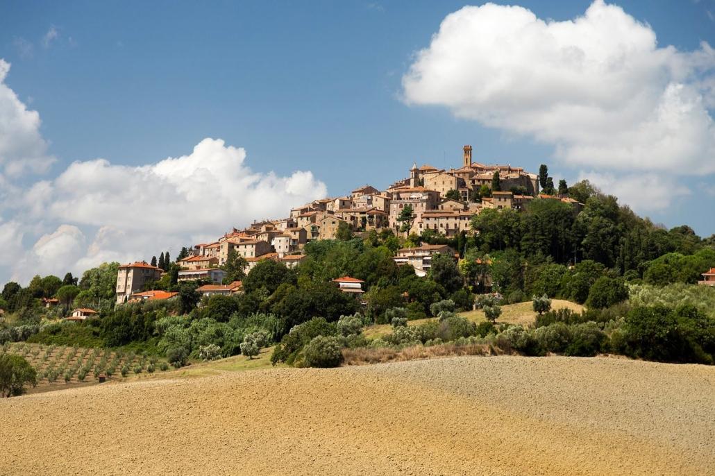 landscape - venice to tuscany