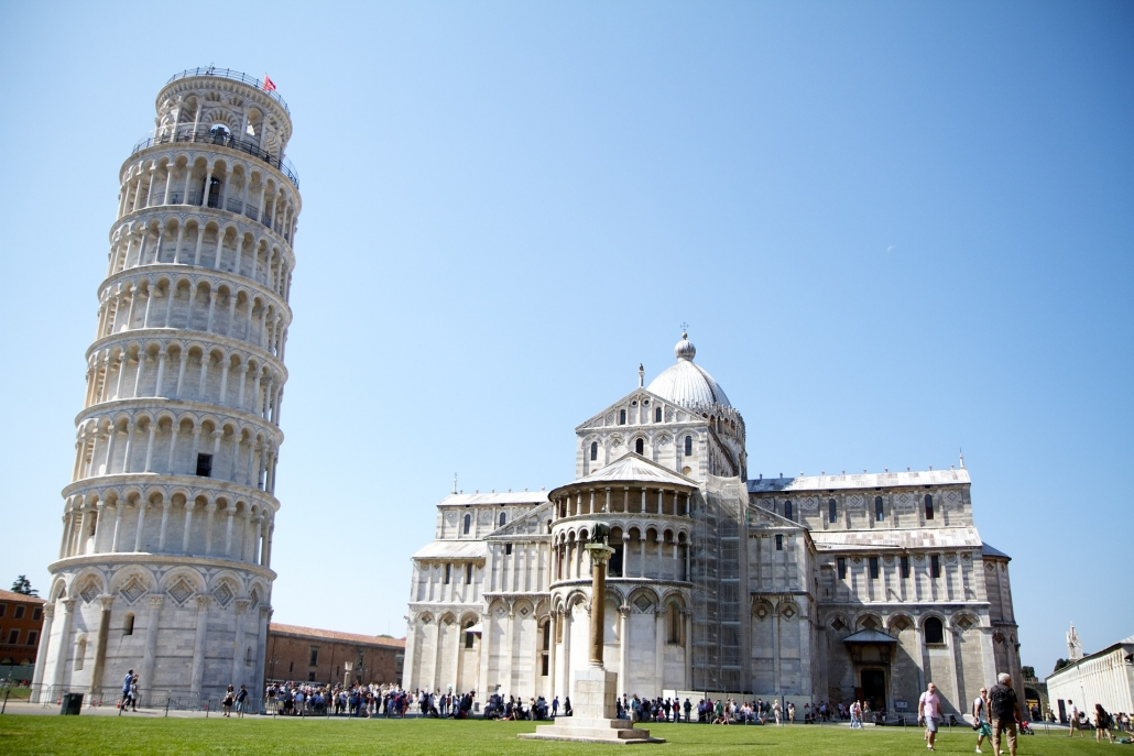 Where is Florence: Pisa
