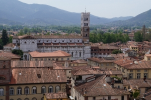 Where is Florence: Lucca