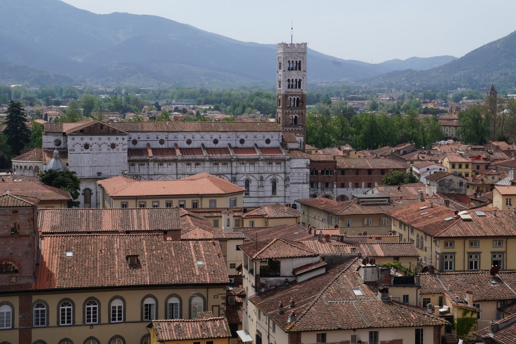 lucca - Venice to Tuscany