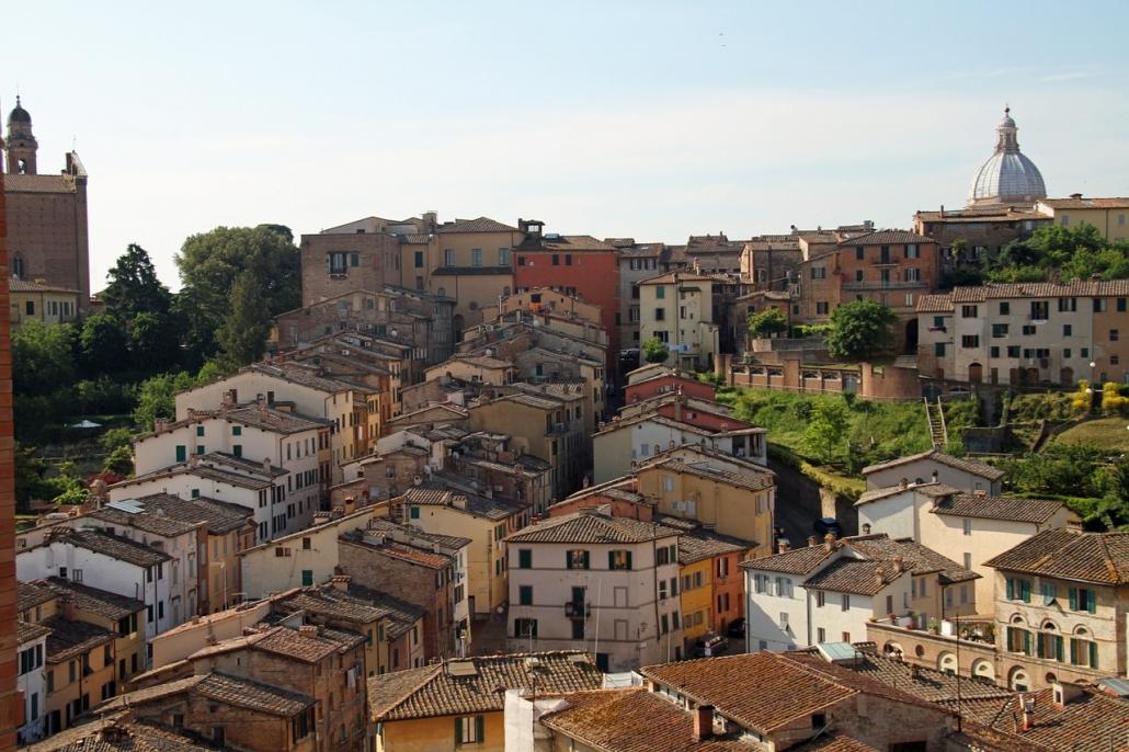 siena - Da Venezia alla Toscana