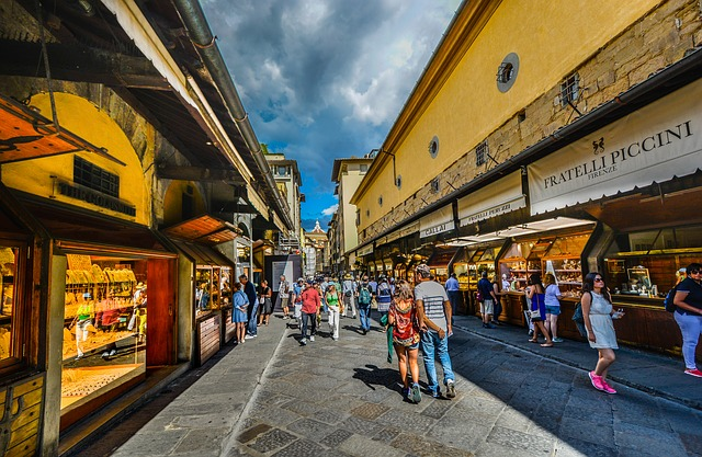 street-city of florence