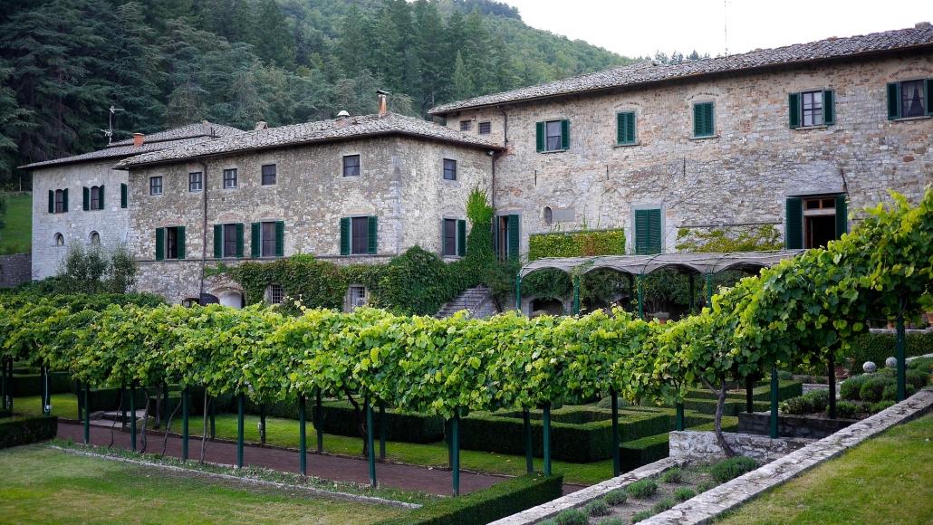 caste - chianti wine tour from siena