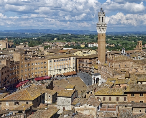 Best Hotels in Siena