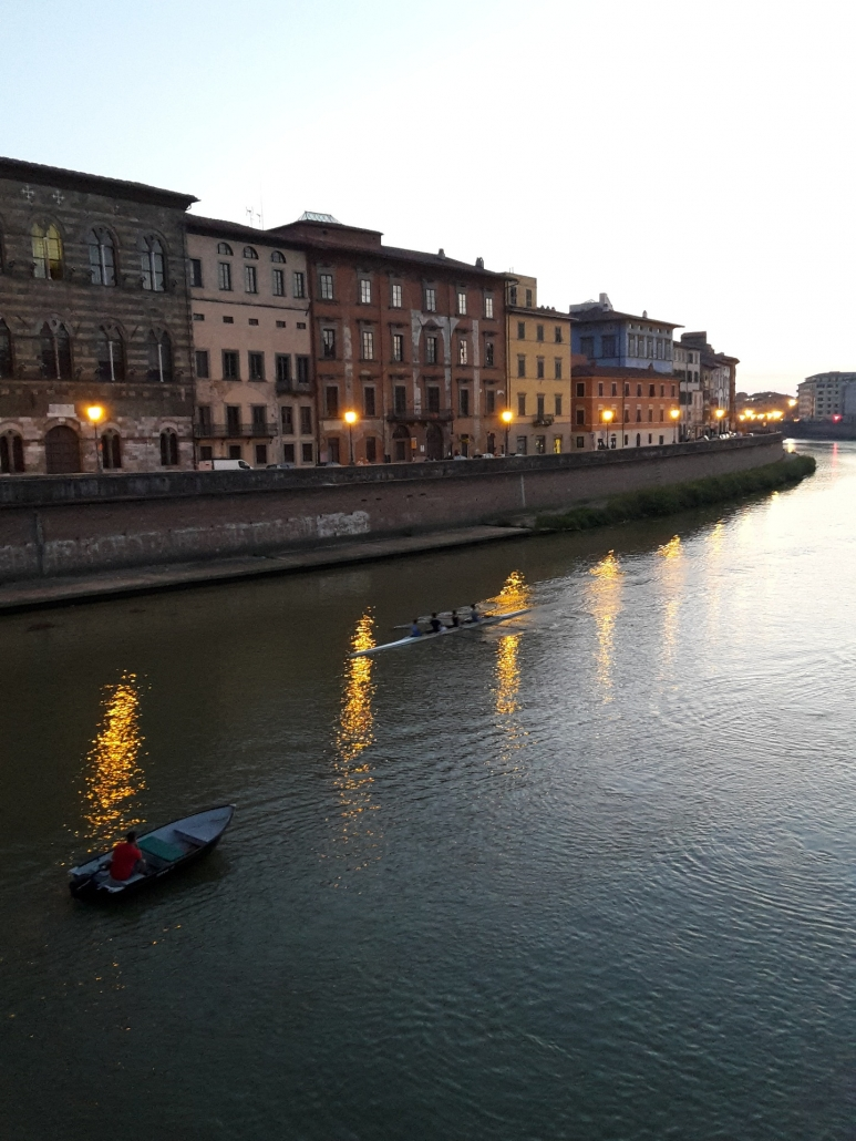 river - best hotels in Pisa