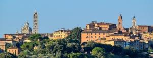 Terrazzo panoramico Siena