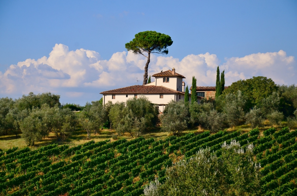 countryside - best hotels in Pisa
