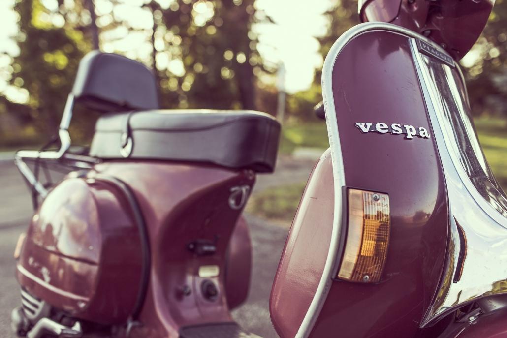 Vespa vintage
