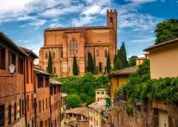 Unforgettable Hotels in Siena